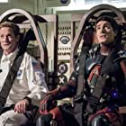 Matt Letscher and Brandon Routh in Legends of Tomorrow (2016)