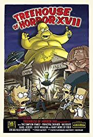 Treehouse of Horror XVII Poster