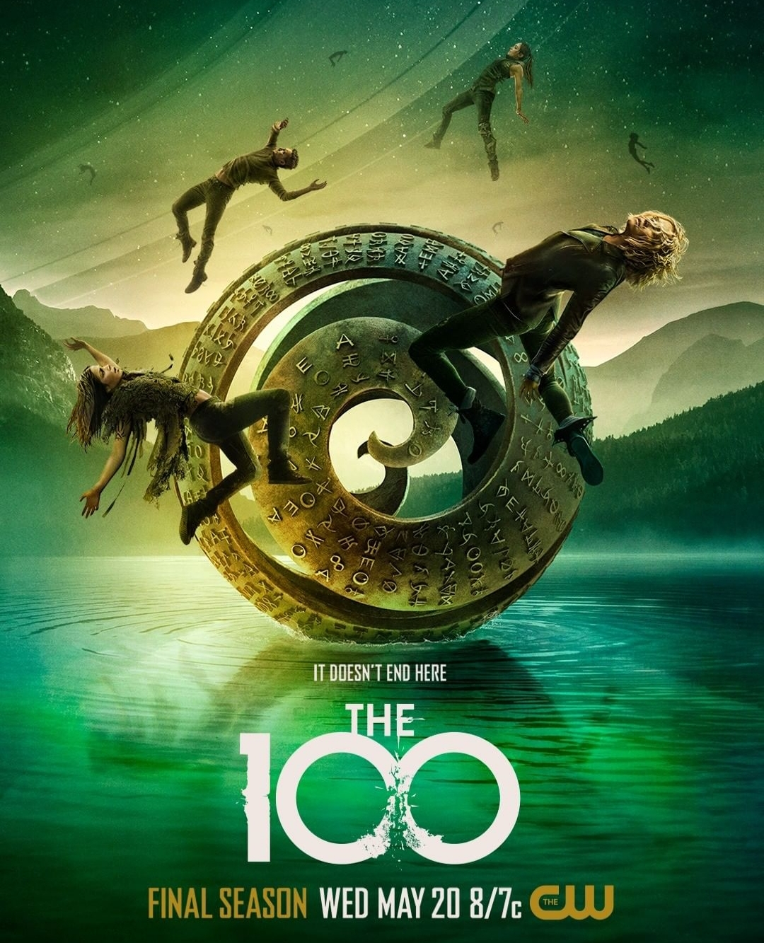 The.100.S07E07.BDRip.x264-BORDURE