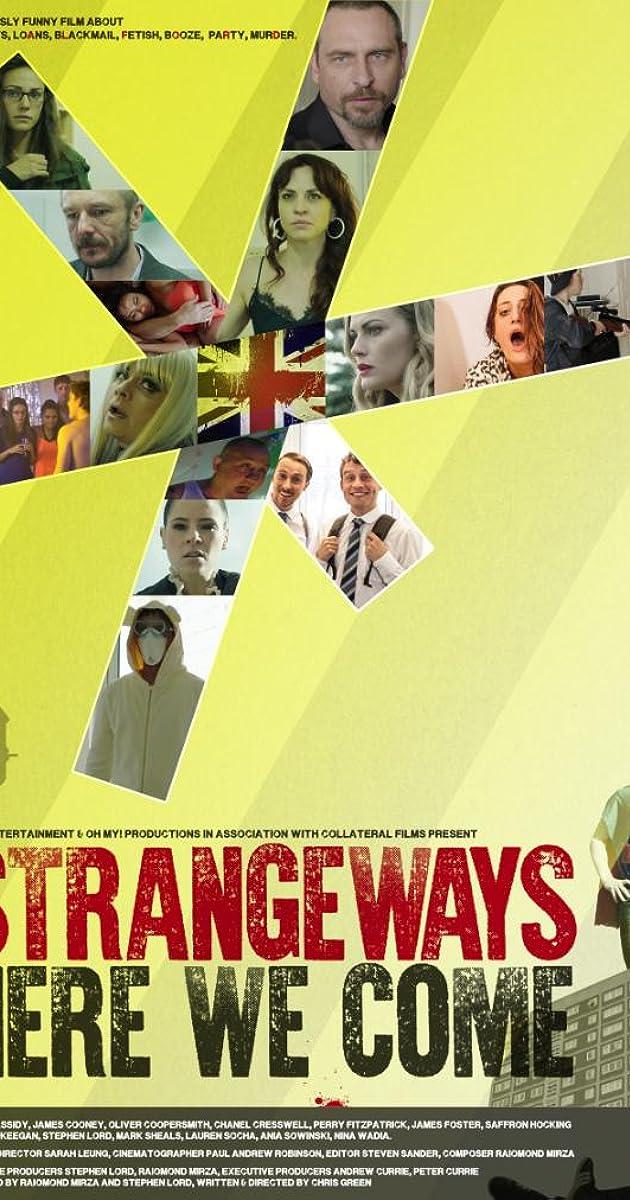 Subtitle of Strangeways Here We Come