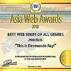 Steve Baker in Asia Web Awards 2018 (2018)