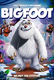 Bigfoot (2018) 720p