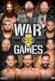NXT TakeOver: WarGames Poster