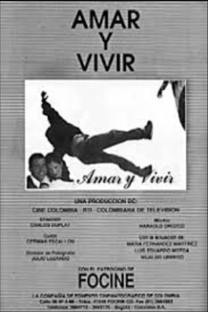 Amar y vivir ((1989))