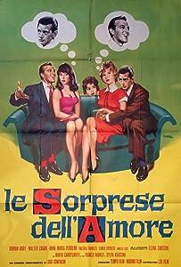 Le sorprese dell'amore Luigi Comencini