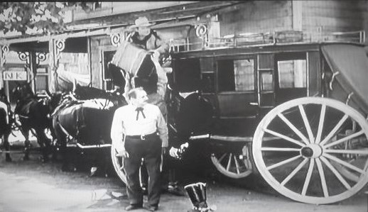 William Boyd, Bud Osborne, and Ted Stanhope in Hopalong Cassidy (1952)