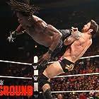 Ron Killings and Stu Bennett in WWE Battleground (2015)