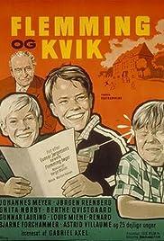 Flemming og Kvik Poster