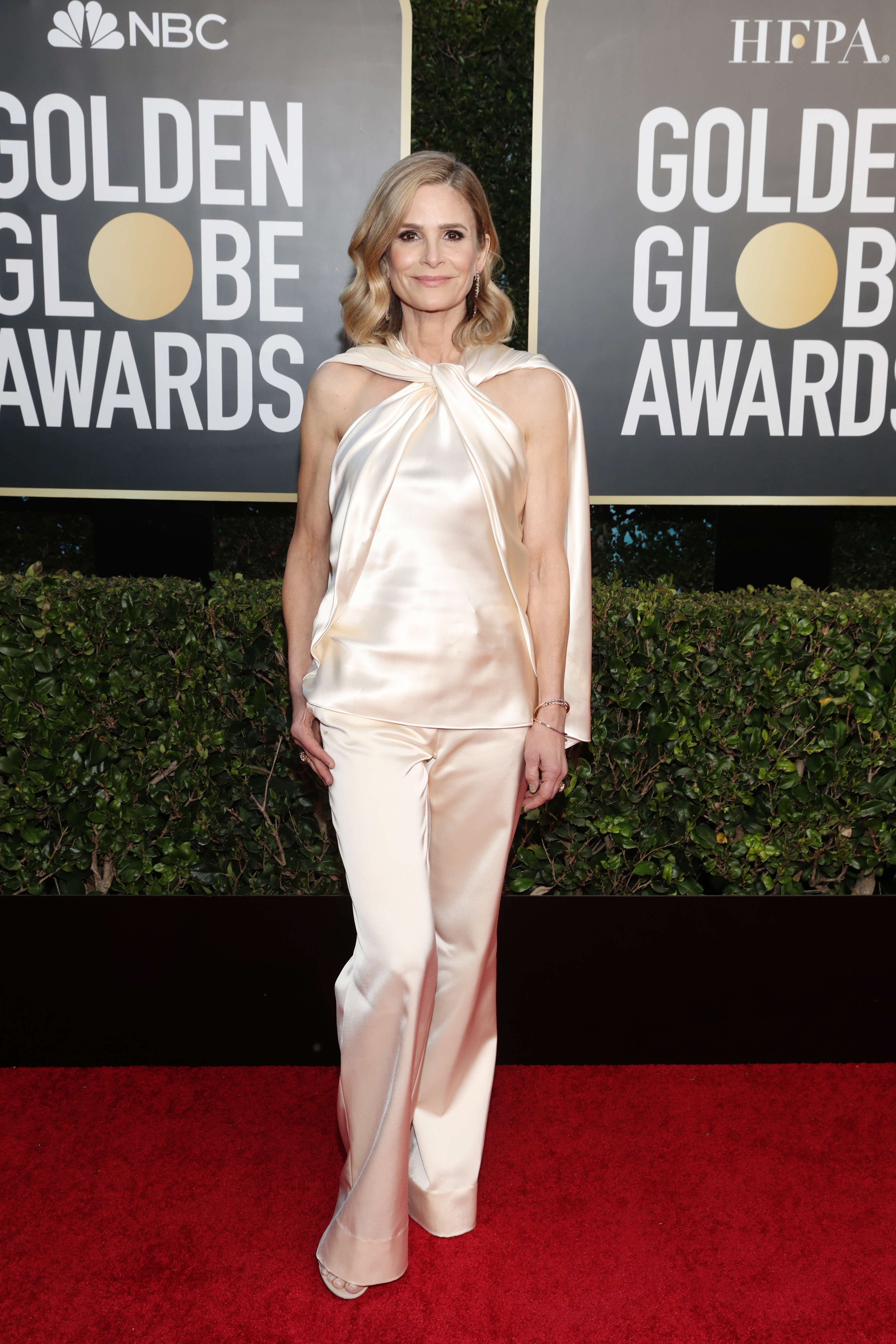 Kyra Sedgwick at an event for 2021 Golden Globe Awards (2021)