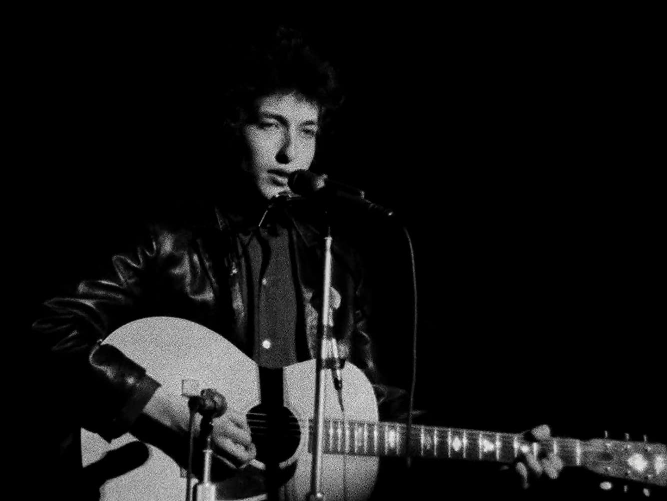 Bob Dylan in Dont Look Back (1967)