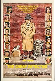 The Cheap Detective (1978) Poster - Movie Forum, Cast, Reviews