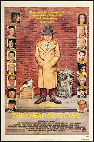 Where to stream The Cheap Detective