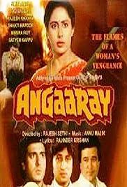 Angaaray Poster