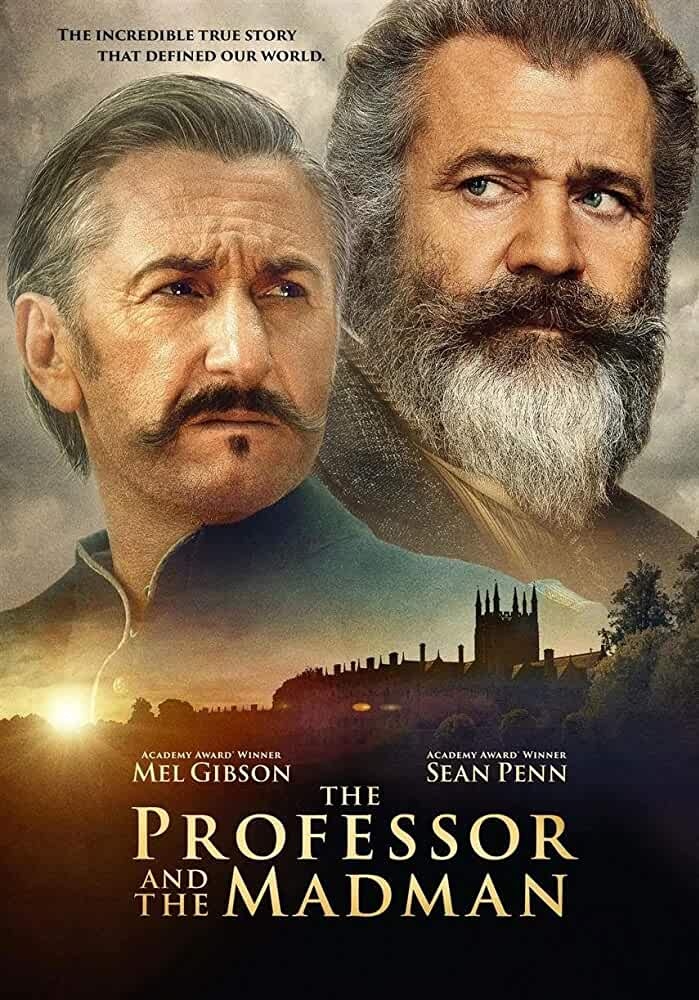 The Professor and the Madman 2018 WEB-DL 1080P