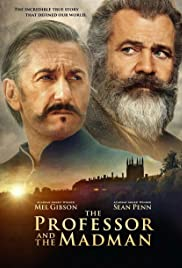Watch Full HD Movie The Professor and the Madman (2019)