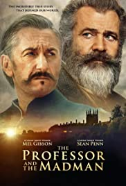 Watch Movie The Professor and the Madman (2019)