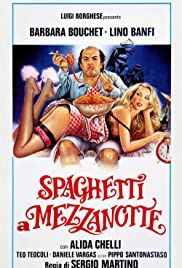 Spaghetti a mezzanotte (1981) Poster - Movie Forum, Cast, Reviews