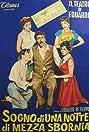 Sogno di una notte di mezza sbornia (1959) Poster