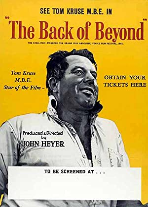 Where to stream The Back of Beyond