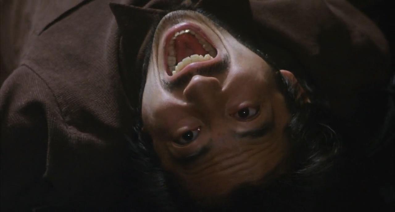 Hiroyuki Sanada in Ringu (1998)