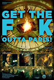 Get the F K Outta Paris Poster