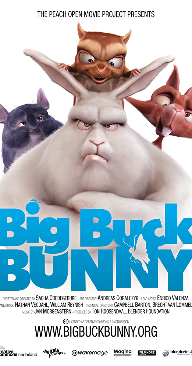 big buck bunny 2008 torrent free movie download