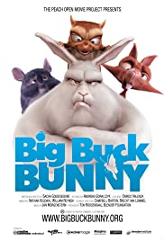 Big Buck Bunny Poster