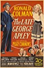 The Late George Apley (1947) Poster