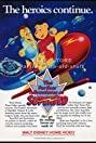 The Further Adventures of SuperTed (1989) Poster