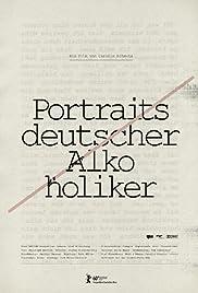 Portraits deutscher Alkoholiker Poster