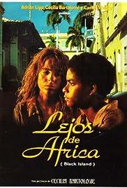 Lejos de África Poster