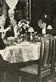 At the Banquet Table Poster
