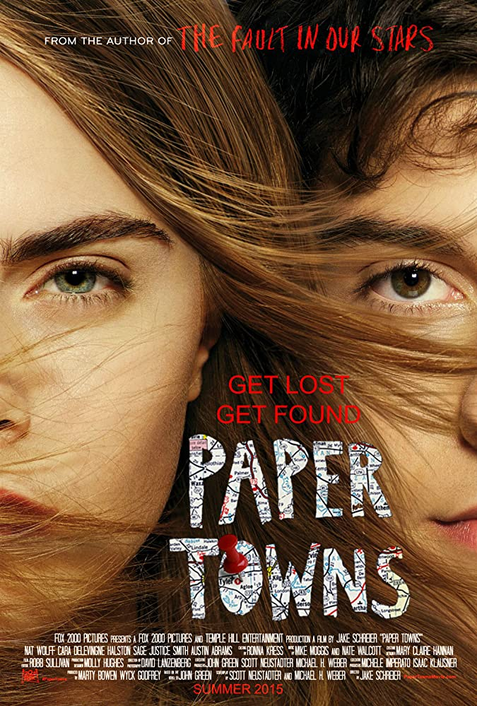 Paper Towns (2015) Subtitle Indonesia