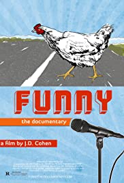 Funny: The Documentary Poster