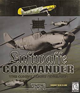 Luftwaffe Commander: WWII Combat Flight Simulator 720p