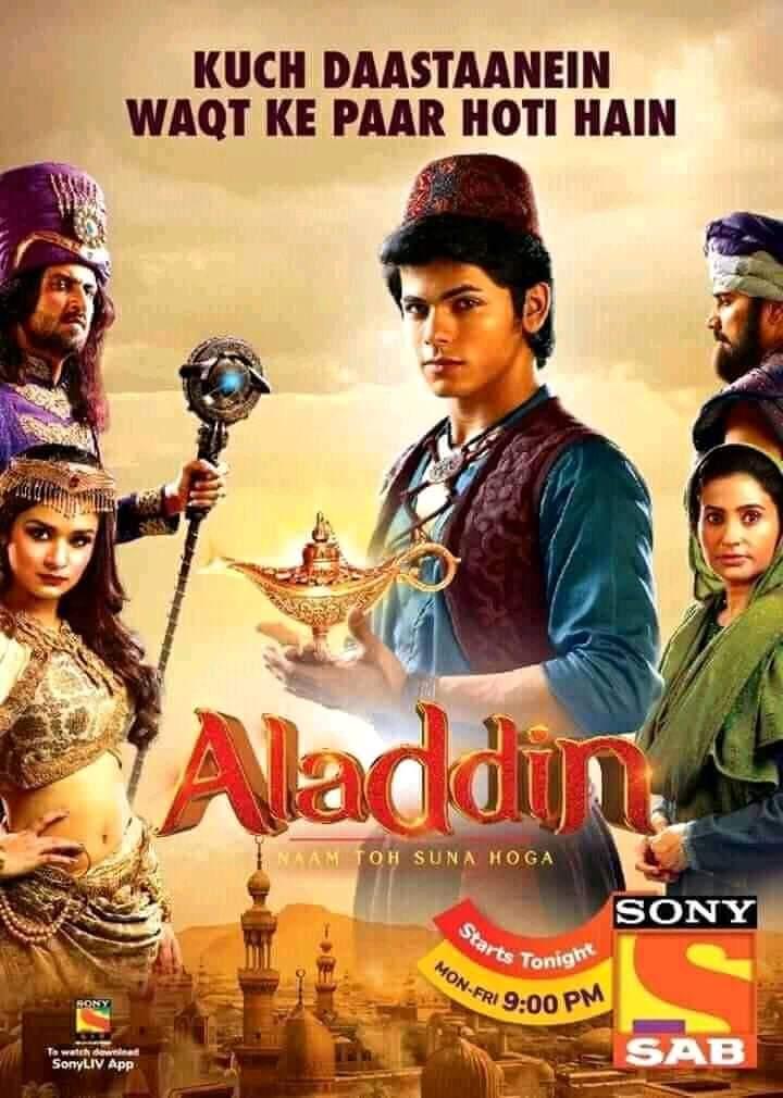 Aladdin - Naam Toh Suna Hoga (TV Series 2018– ) - IMDb