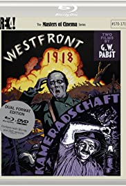 Westfront 1918 (1930) Poster - Movie Forum, Cast, Reviews