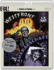 Downloading movie sites divx Westfront 1918: Vier von der Infanterie by Georg Wilhelm Pabst [mkv]