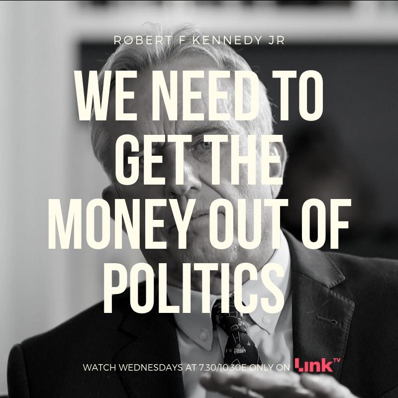 Robert F. Kennedy Jr. in Kamp Solutions (2019)