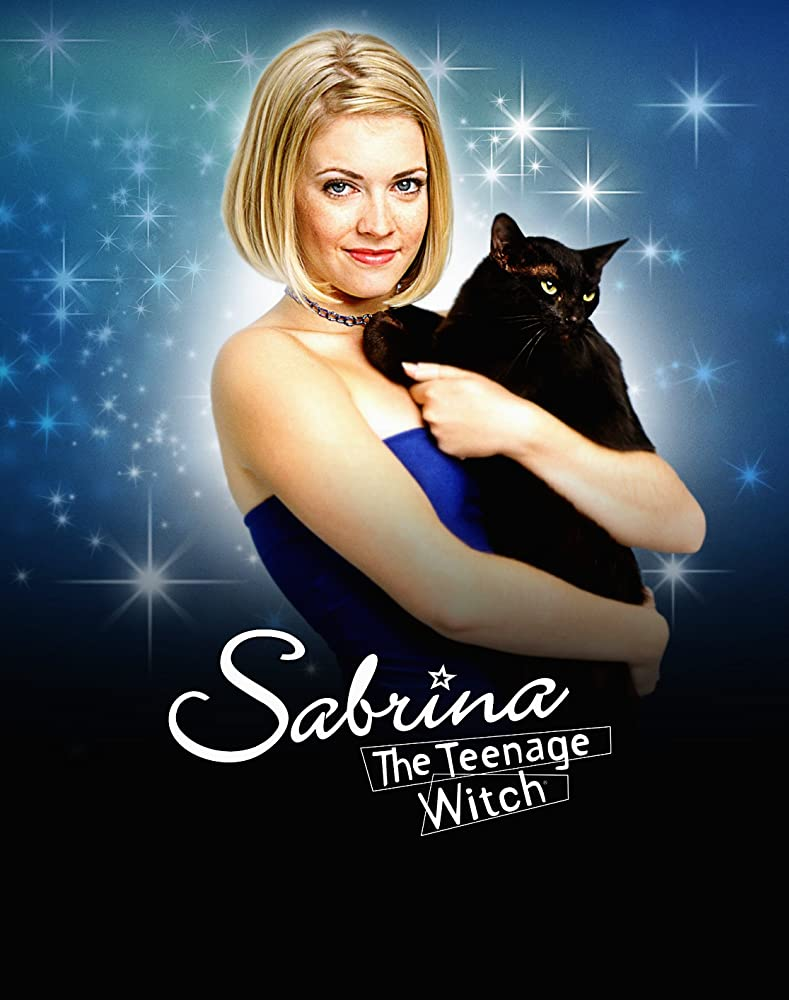 Melissa Joan Hart in Sabrina, the Teenage Witch (1996)