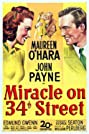 Miracle on 34th Street (1947) Poster