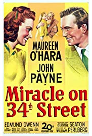 Miracle on 34th Street (1947) film en francais gratuit