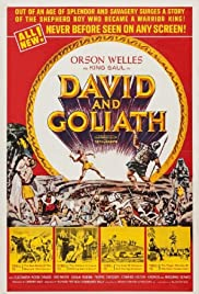 David and Goliath Poster