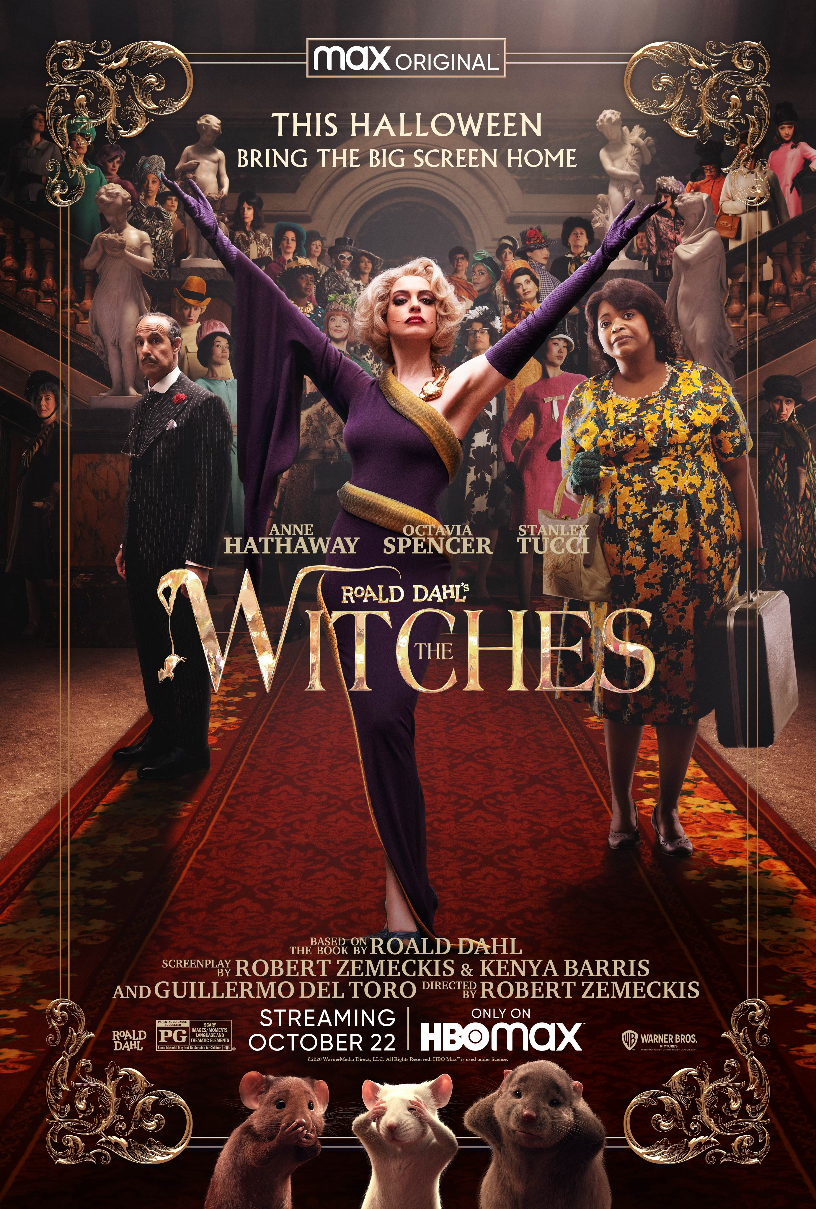 The Witches 2020 English 720p HDRip ESubs 800MB Download