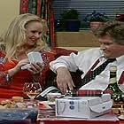 Siw Anita Andersen and Nils Vogt in Mot i brøstet (1993)