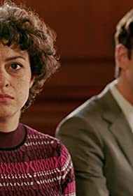 Alia Shawkat and John Reynolds in Search Party (2016)