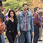 Vanessa Ferlito and Rob Kerkovich in Waiting for Monroe (2020)