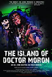 The Island of Doctor Moron® Poster