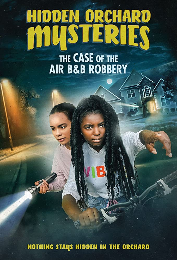 Hidden Orchard Mysteries: The Case of the Air B and B Robbery download