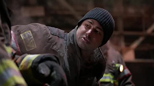 Chicago Fire: Brett And Mills